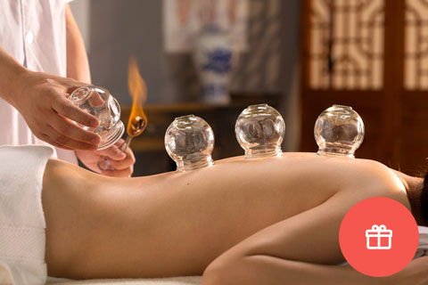 £10 OFF Cupping Therapy