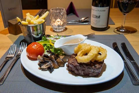 July Steak Offer At Talk Of The Town
