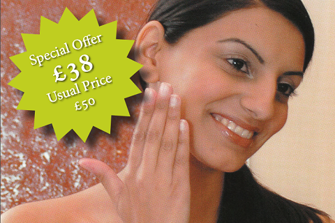 Special Offer - Crystal Clear Microdermabrasion